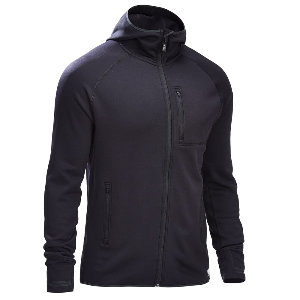 Ems Men's Equinox Power Stretch Hoodie - Black, M