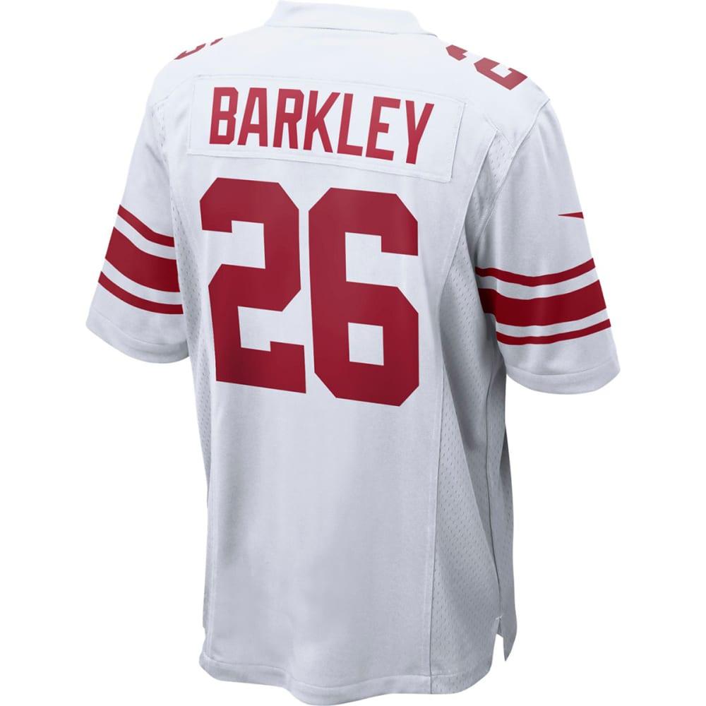 NEW YORK GIANTS Men's Nike Saquon Barkley Game Jersey M