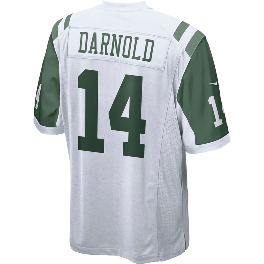 NIKE Men's New York Jets Sam Darnold Short-Sleeve Game Jersey M