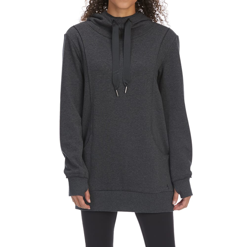 Ems Women's Canyon Pullover Hoodie - Black, XS