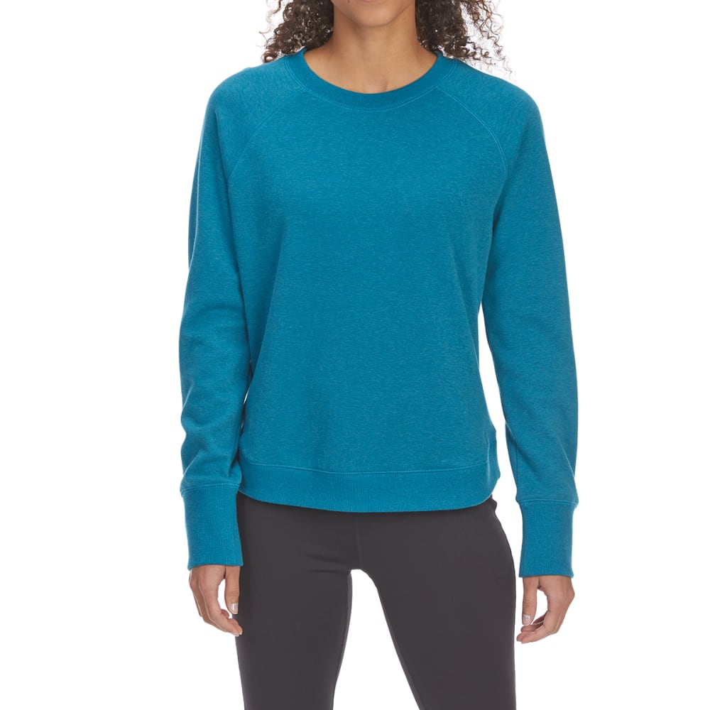 Ems Women's Canyon Knit Pullover - Green, XS