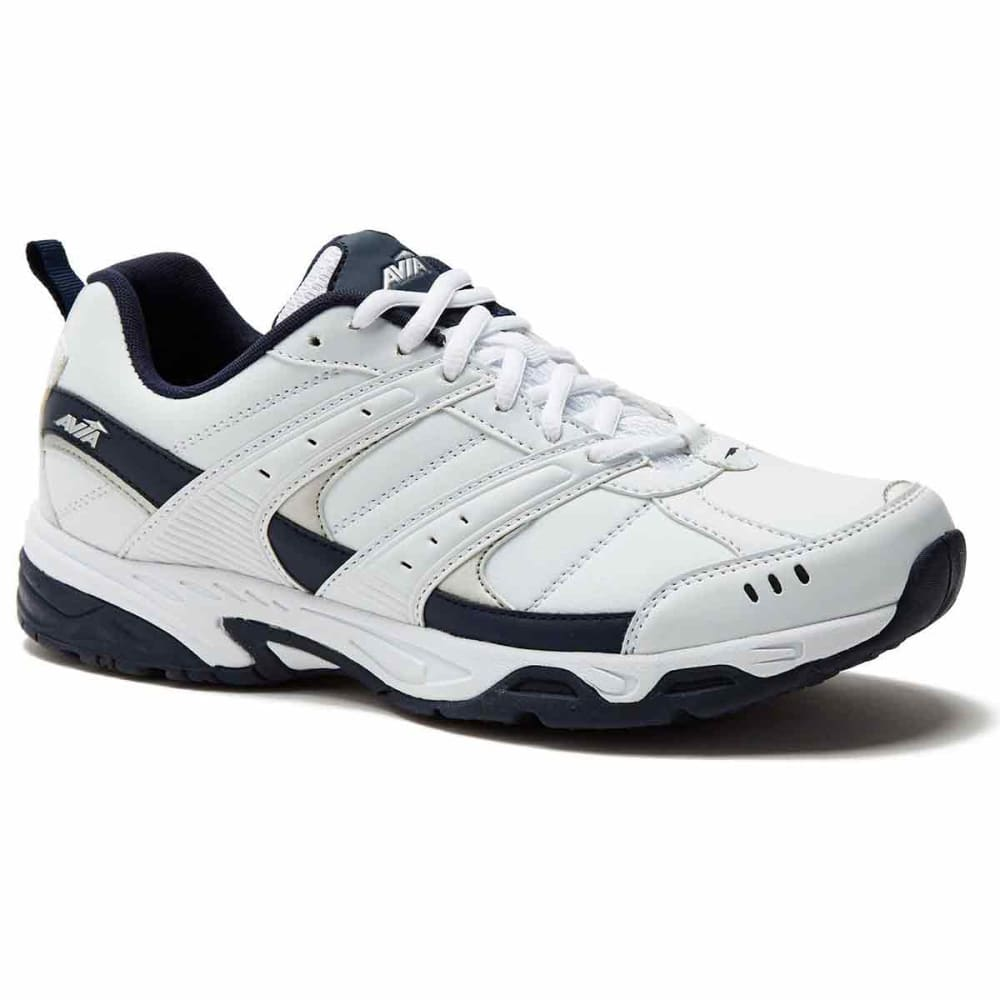 AVIA Men's Avi-Verge Cross-Training Shoes - WHITE
