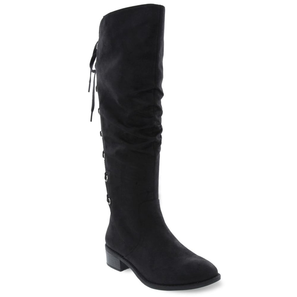 RAMPAGE Women's Insola Tall Boots - BLACK