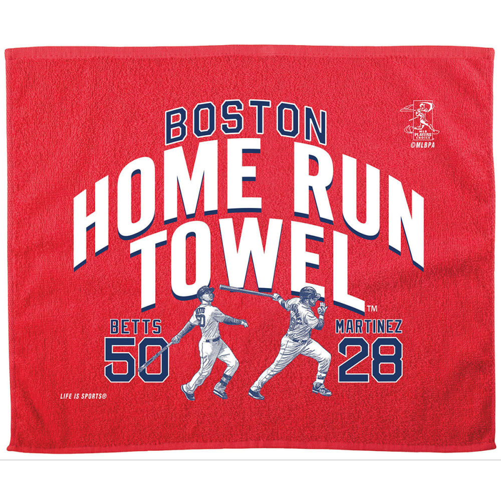 BOSTON RED SOX Home Run Towel™ - RED