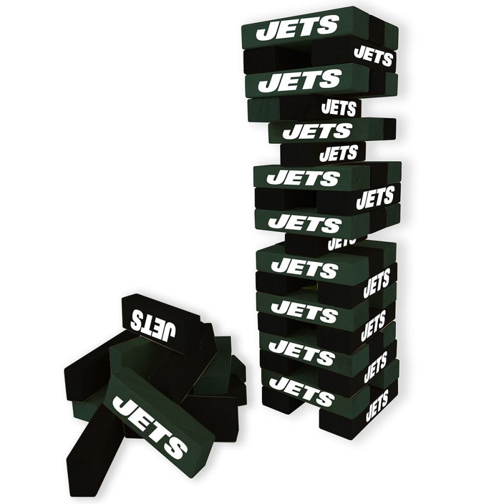 NEW YORK JETS Table Top Stackers - NO COLOR