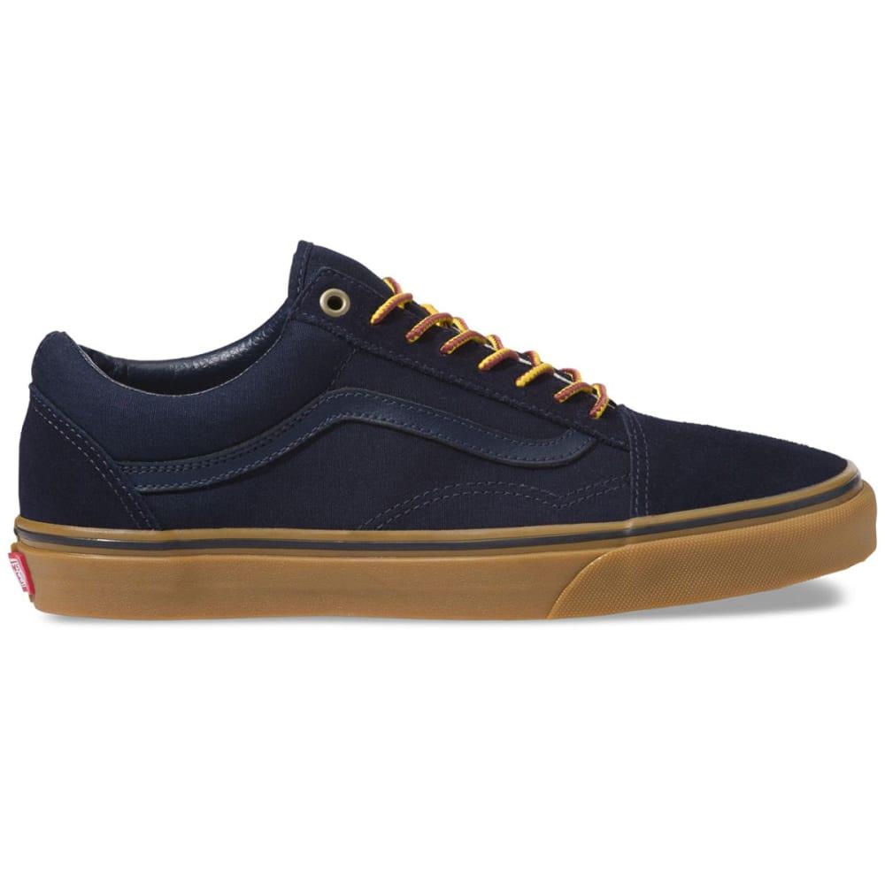 VANS Men's Old Skool Gumsole Skate Shoes - SKY CAPTAIN/BOOTLACE