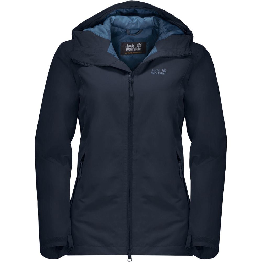 JACK WOLFSKIN Women's Chilly Morning Jacket - MIDNIGHT BLUE