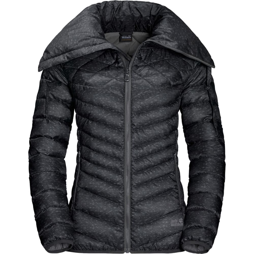 JACK WOLFSKIN Richmond Hill Jacket - BLACK