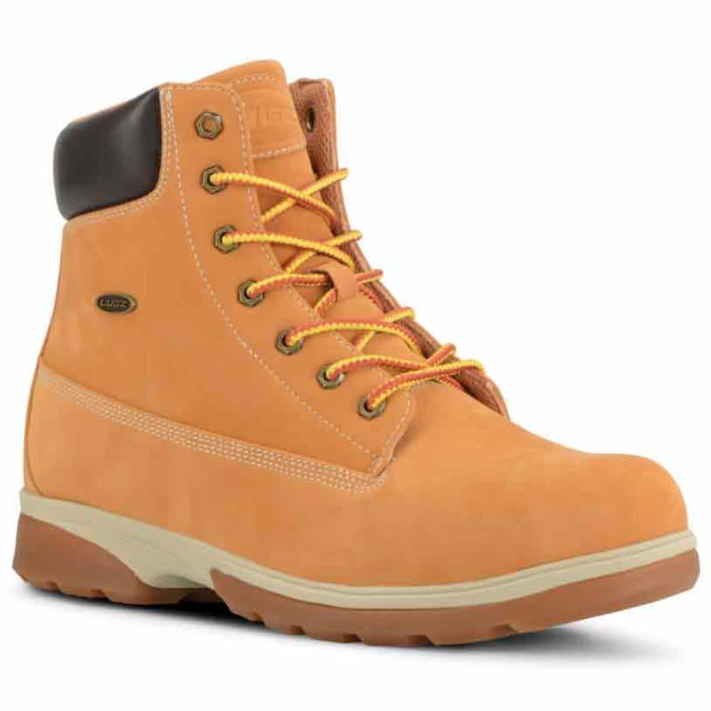 LUGZ Men's 6 in. Drifter Zeo Hi Boots - GOLDEN WHEAT