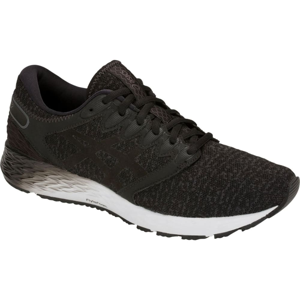 ASICS Women's RoadHawk FF 2MX Running Shoes - DARK GREY/BLK-020