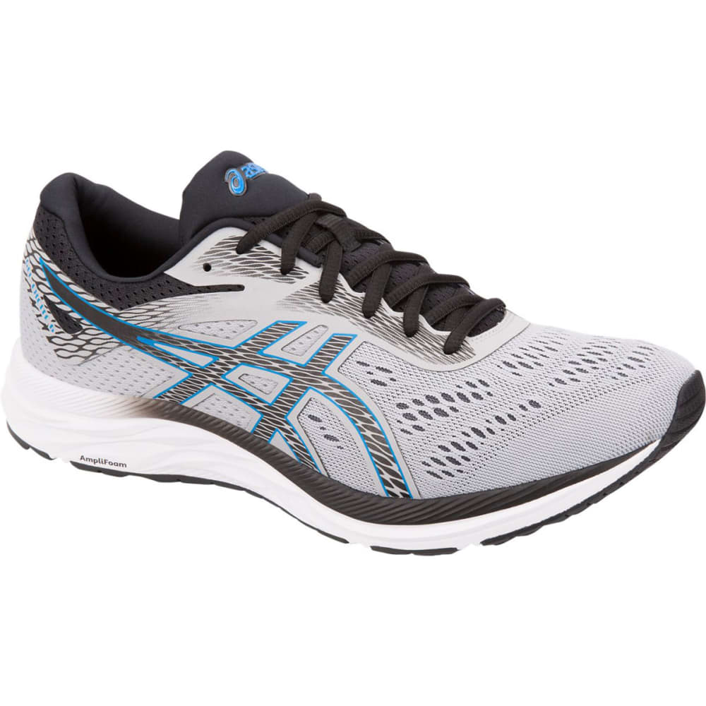 ASICS Men's GEL-Excite 6 Running Shoe - MID GREY/E BLUE-020