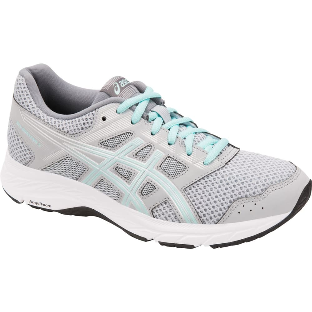 ASICS Women's GEL-Contend 5 - MID GREY/ICY-020