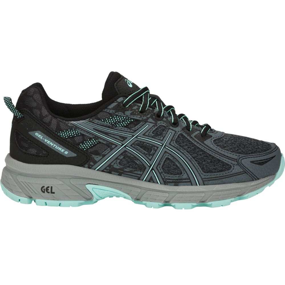 ASICS Women's GEL-Venture 6 MX Running Shoes - STL GRY/ICY MORN-002