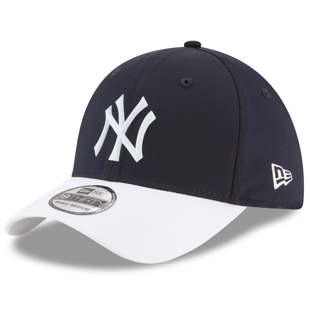 NEW YORK YANKEES Men's Batting Practice ProLight 39Thirty Stretch Fit Cap - NAVY