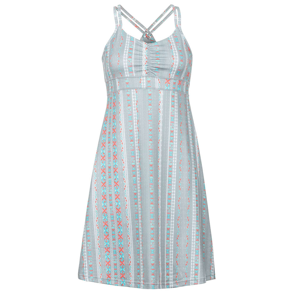 MARMOT Women's Taryn Dress - WHITE MYSTIC-8762