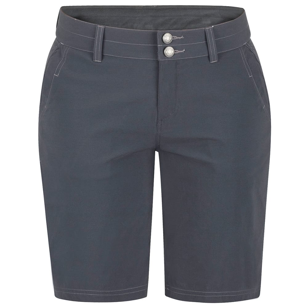 Marmot Women's Kodachrome Shorts - Black, 4