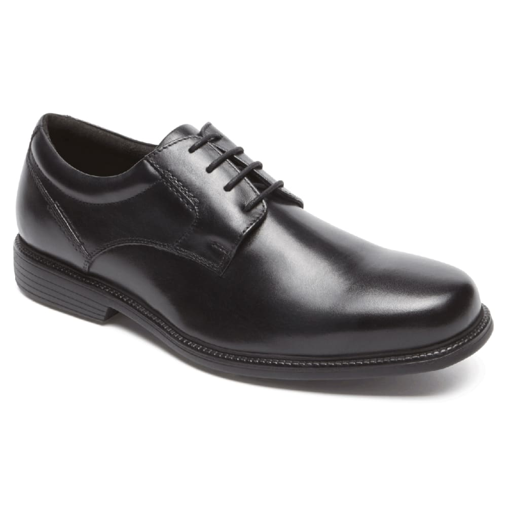 ROCKPORT Men's Charles Road Plain Toe Lace-Up Oxford Shoes 8