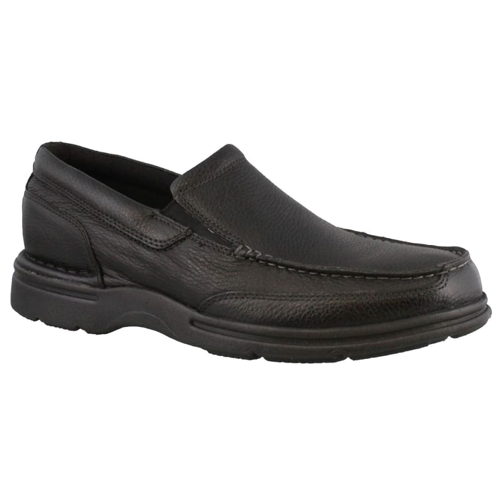 ROCKPORT Men's Eureka Plus Slip-On Oxford Shoes - BLACK