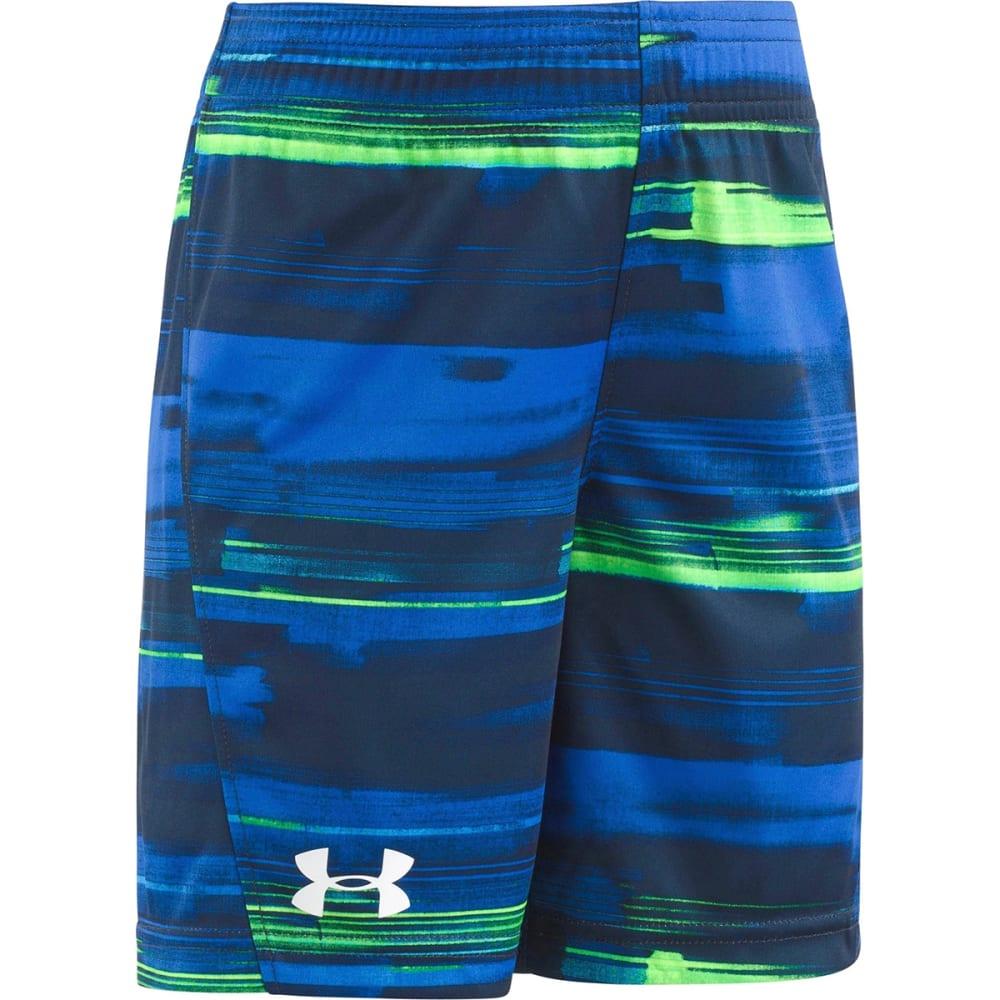 UNDER ARMOUR Boys' Latitude Boost Shorts - ULTRA BLUE-47