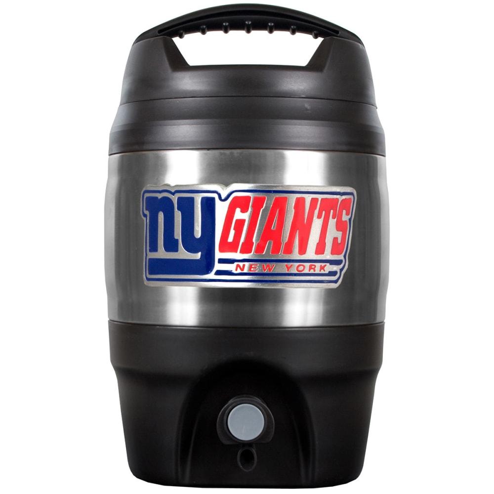 NEW YORK GIANTS 1 Gallon Tailgate Jug - NO COLOR