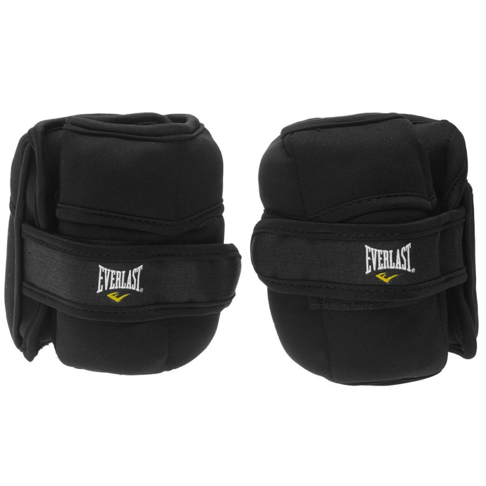 EVERLAST Ankle and Wrist Weights - BLACK