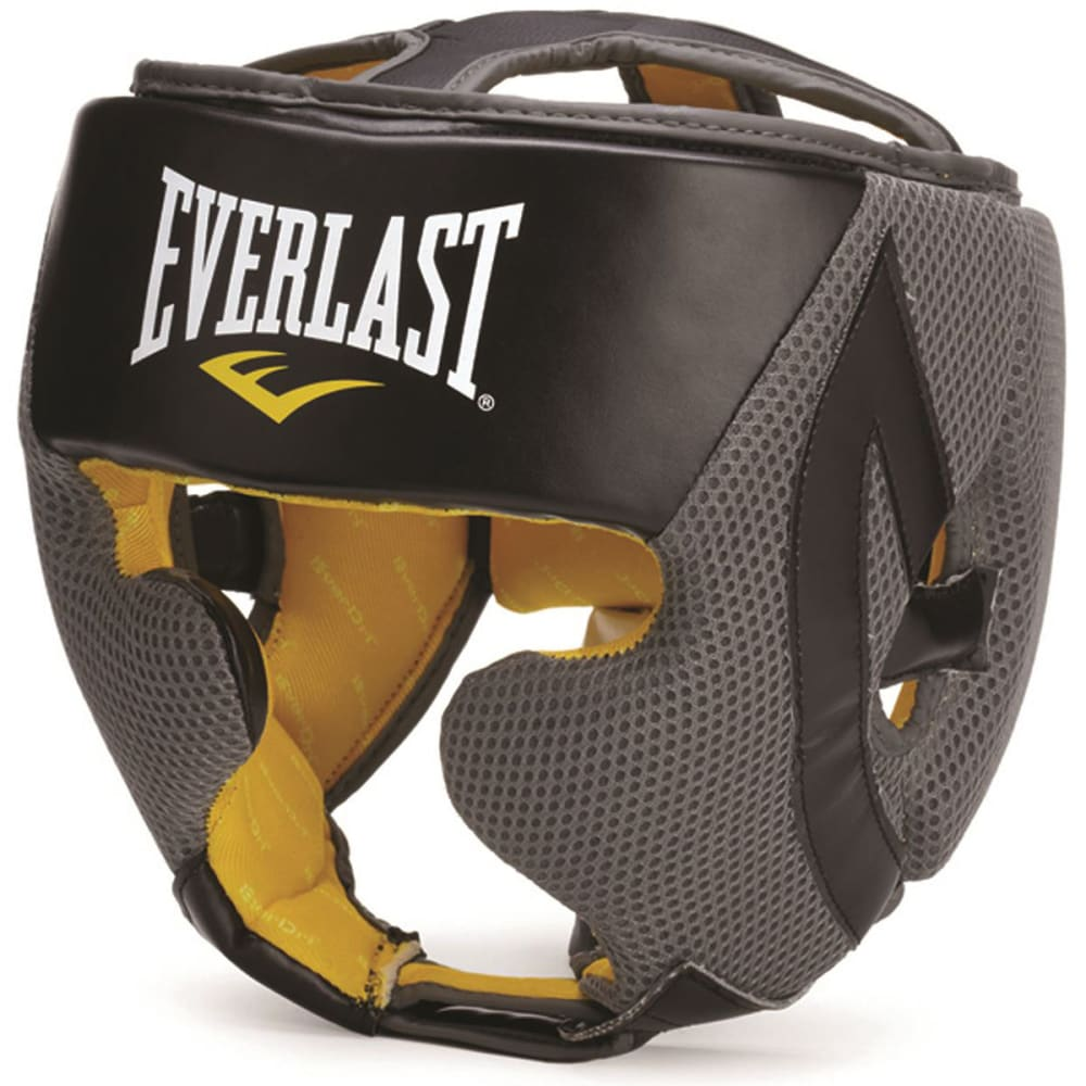 EVERLAST Evercool Head Guard - BLACK