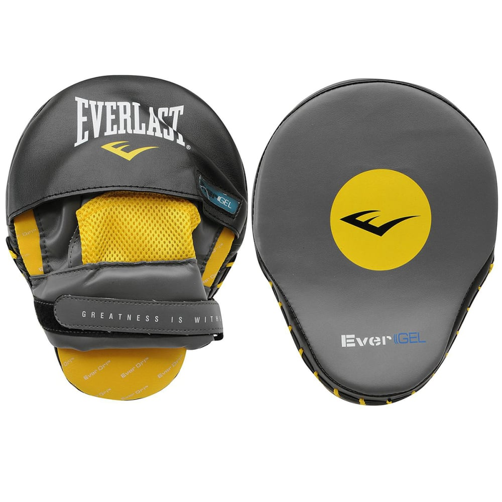 EVERLAST Mantis Punch Mitts - BLACK