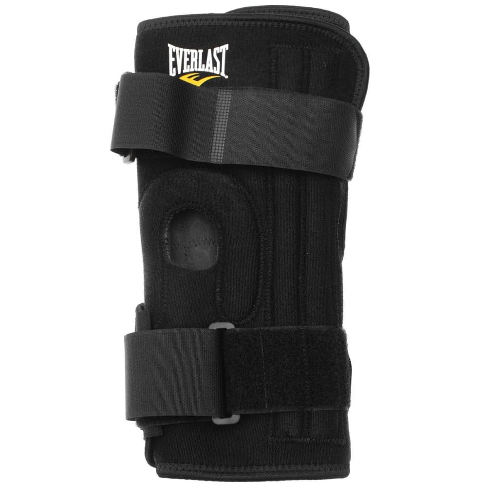 EVERLAST Strapped Knee Support Brace - BLACK