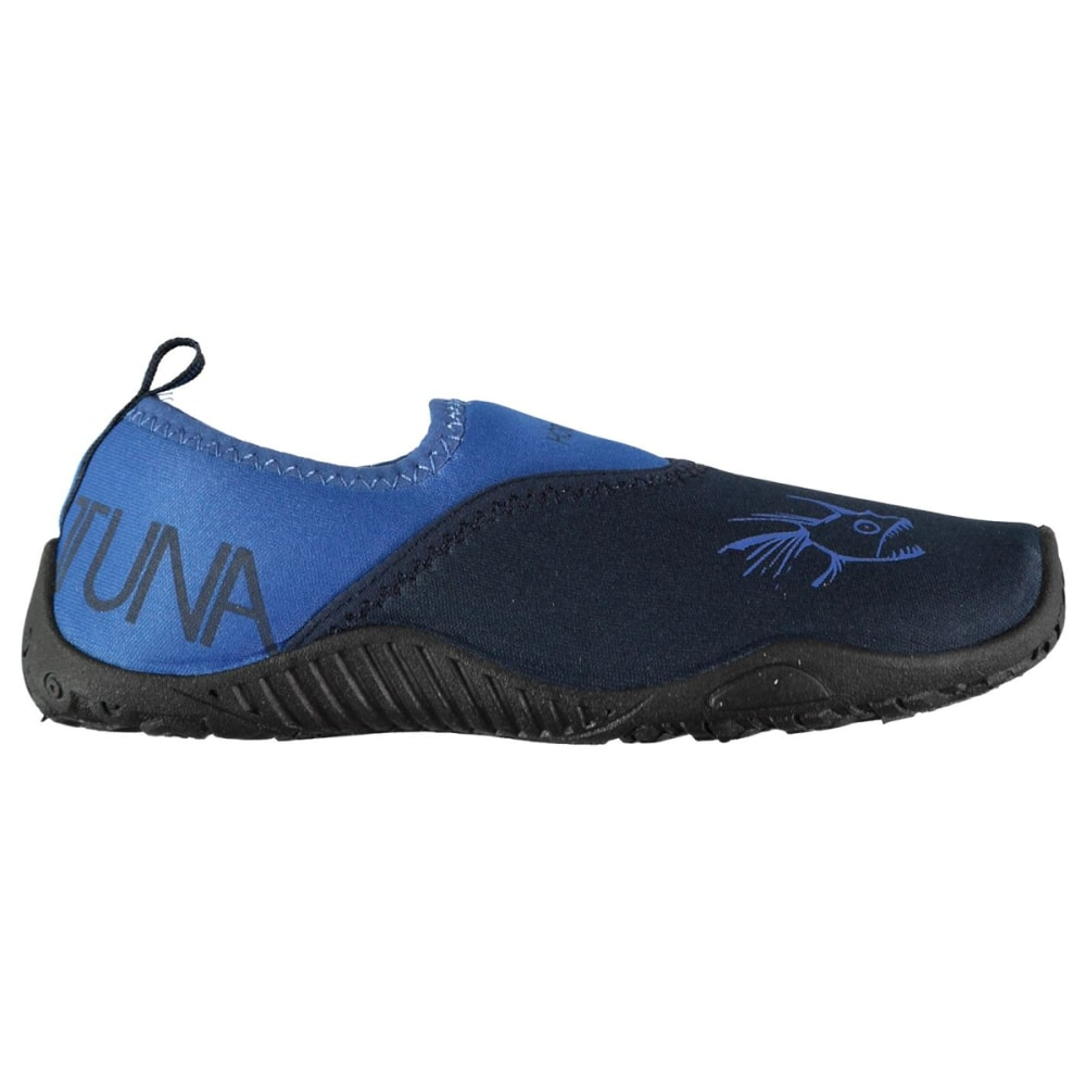 HOT TUNA Kids Splasher Water Shoes - NAVY/ROYAL