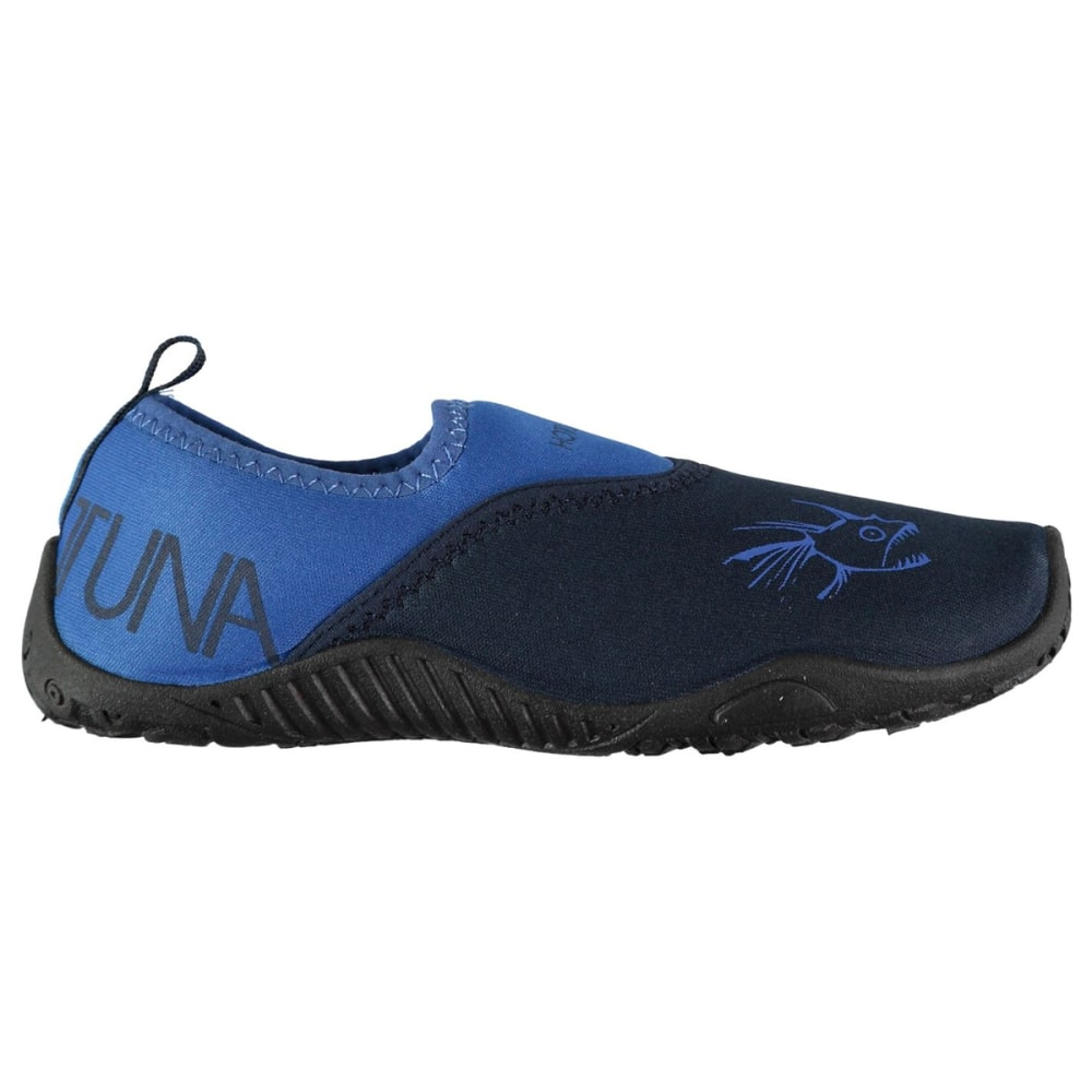 HOT TUNA Toddler Kids Splasher Water Shoes - NAVY/ROYAL