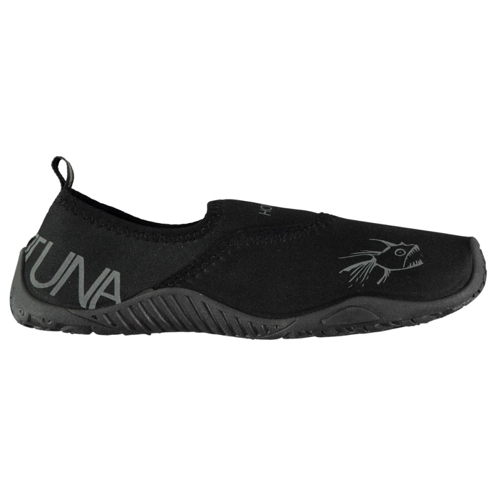 HOT TUNA Kids Splasher Water Shoes - BLACK/BLACK