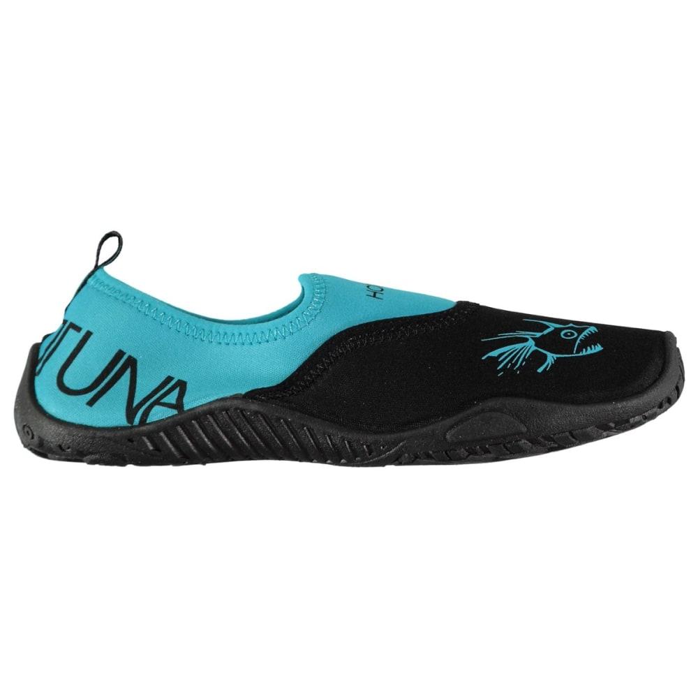 HOT TUNA Women's Splasher Water Shoes - BlackTurq