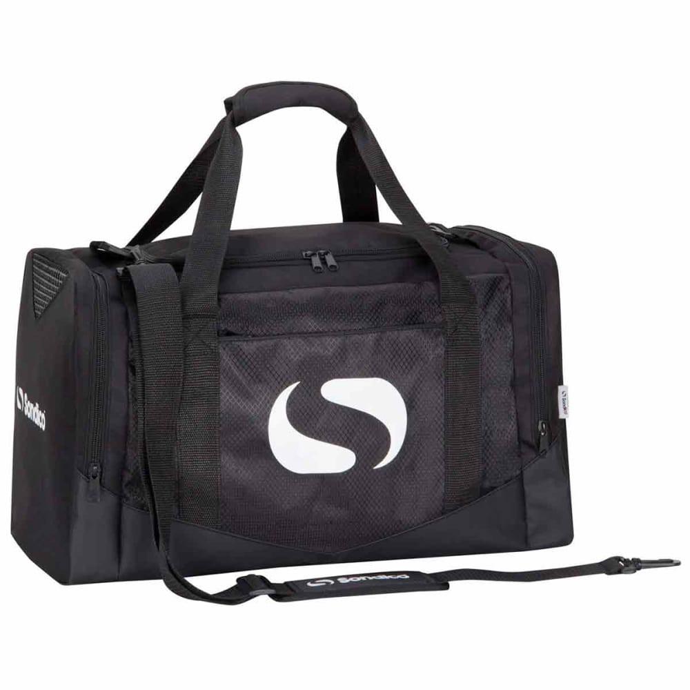 SONDICO Core Duffle Bag - BLACK/CHARCOAL
