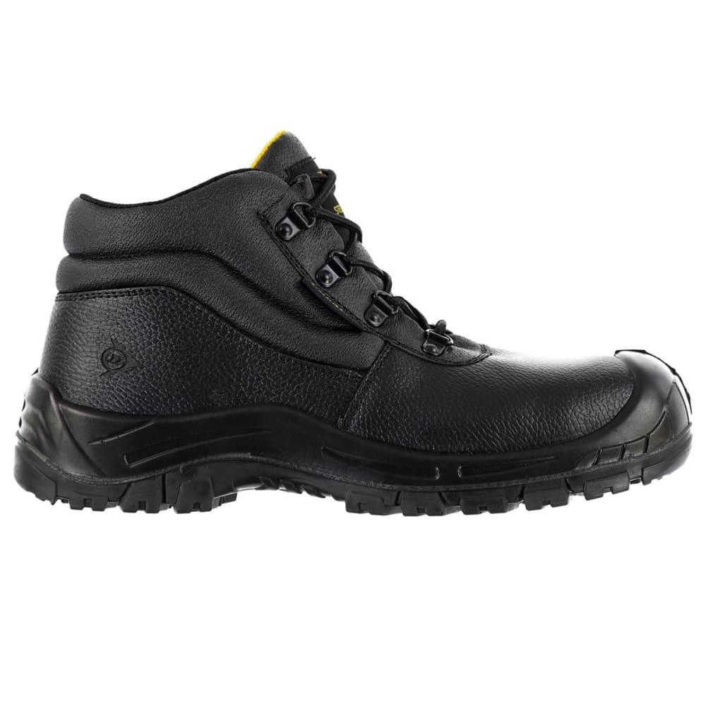 DUNLOP Men's North Carolina Mid Steel Toe Work Boots 8