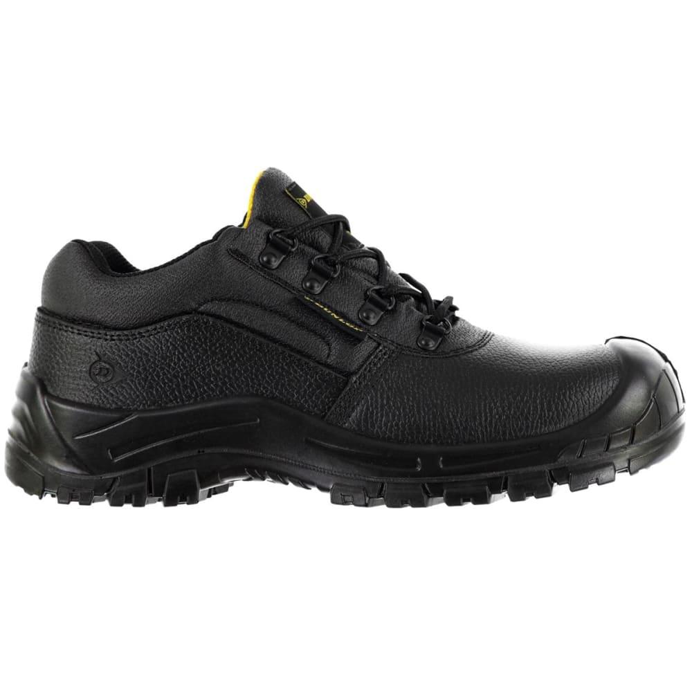 DUNLOP Men's South Carolina Low Steel Toe Work Shoes - BLACK