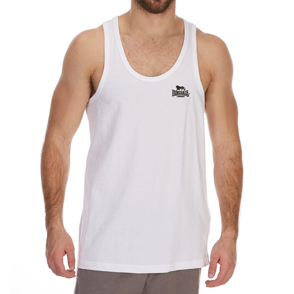 LONSDALE Men's Muscle Vest XS