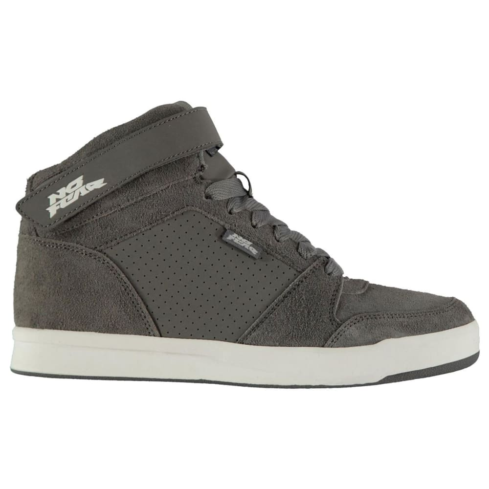 NO FEAR Men's Elevate 2 Skate Shoes - CHARCOAL