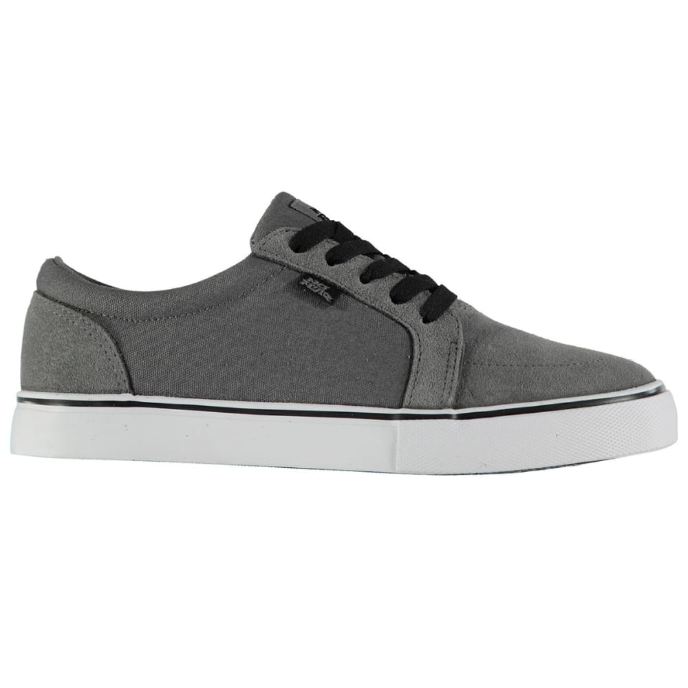 NO FEAR Men's Spine Skate Shoes - CHARCOAL