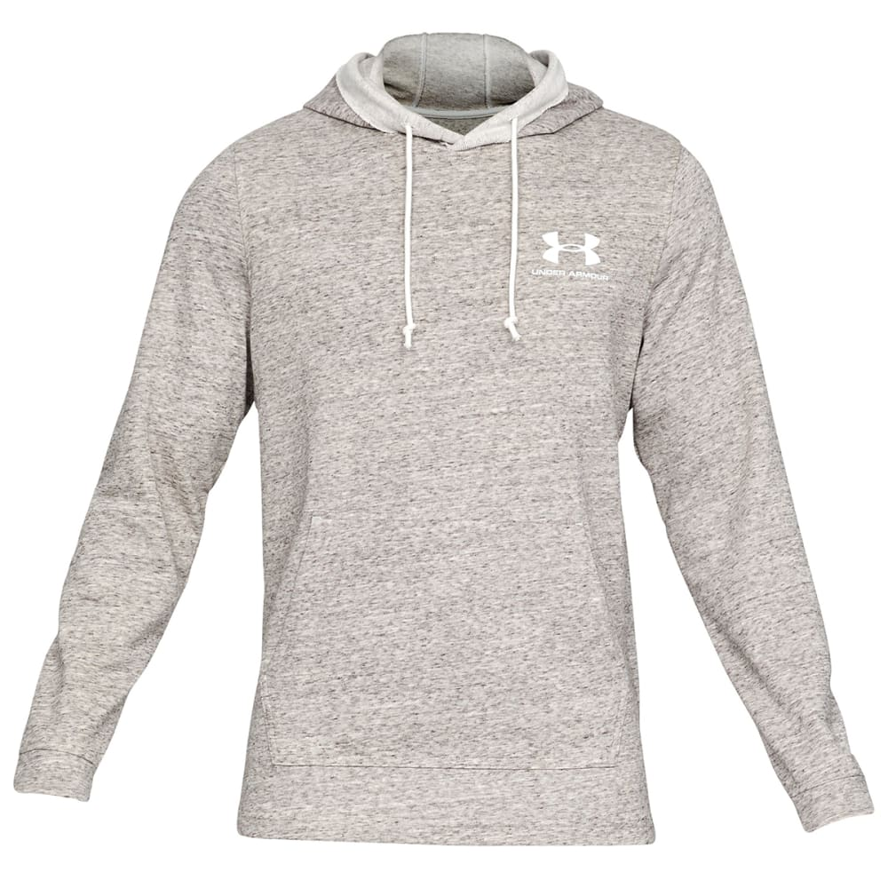 Under Armour Men's Sportstyle Terry Hoodie - Black, S