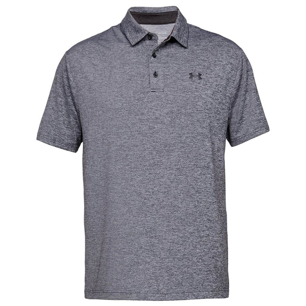 Under Armour Men's Playoff Golf Polo 2.0 - Black, M