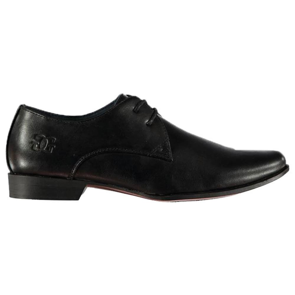 Giorgio Big Boys' Langley Lace-Up Dress Shoes - Black, 7