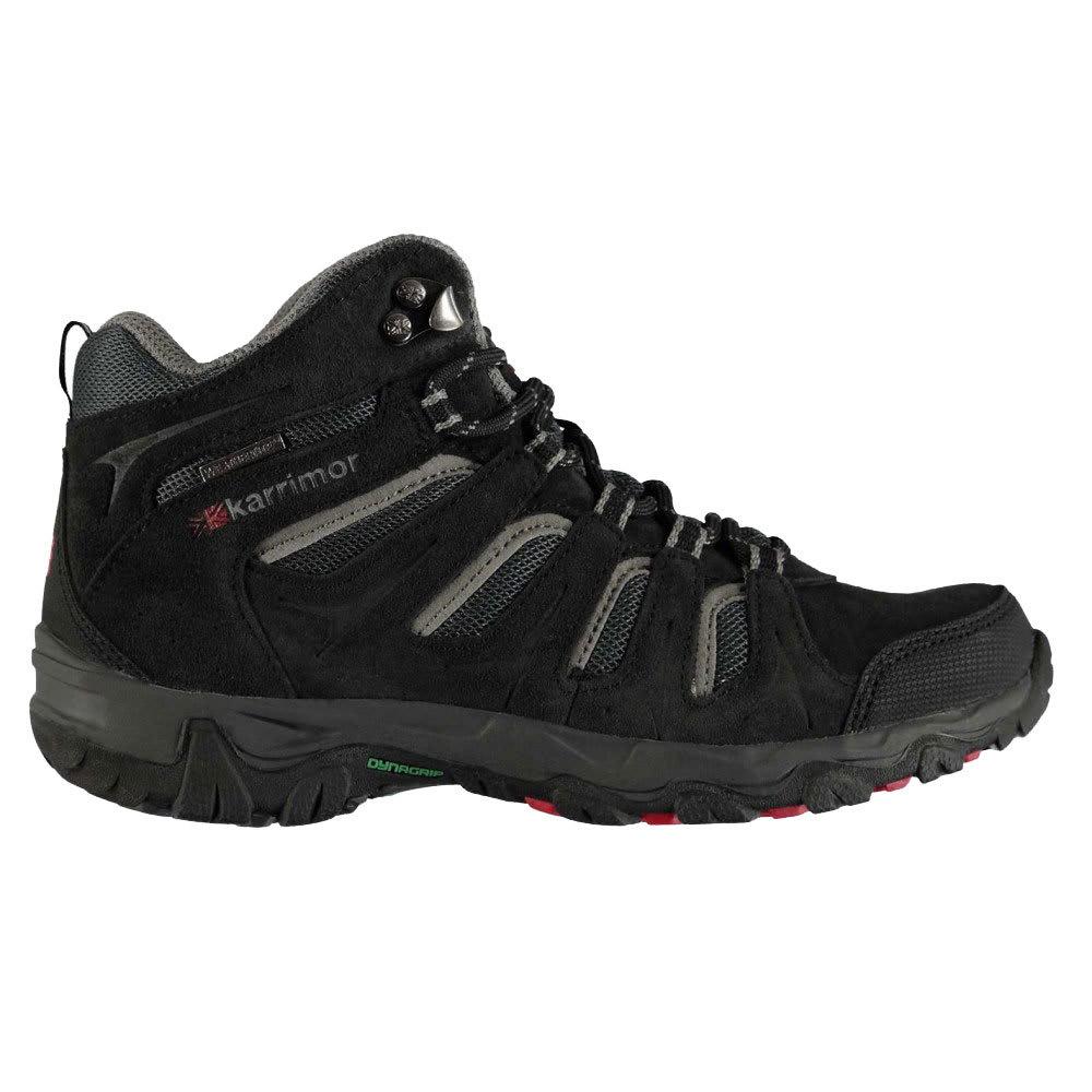 Karrimor Big Boys' Mount Mid Waterproof Hiking shoes