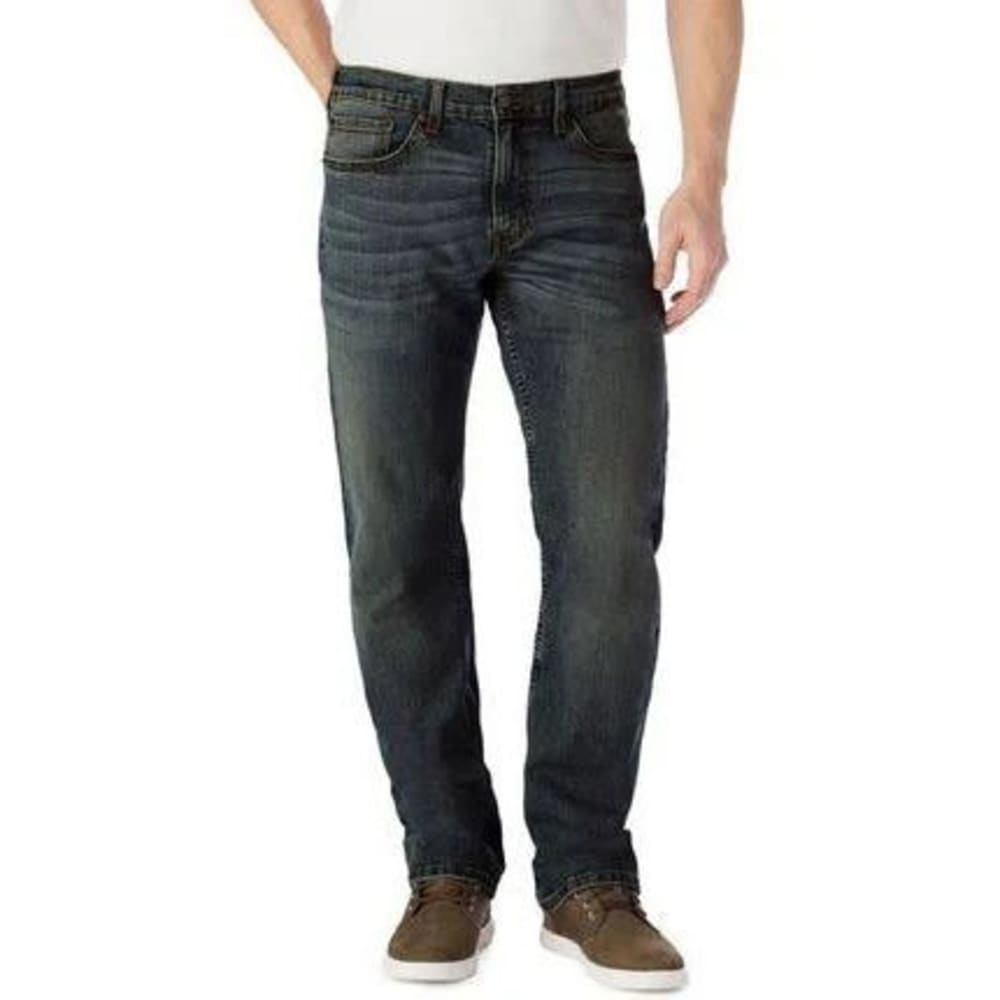 SIGNATURE by Levi Strauss & Co. Gold Label Men's Relaxed Jeans - Discontinued Style 30/30