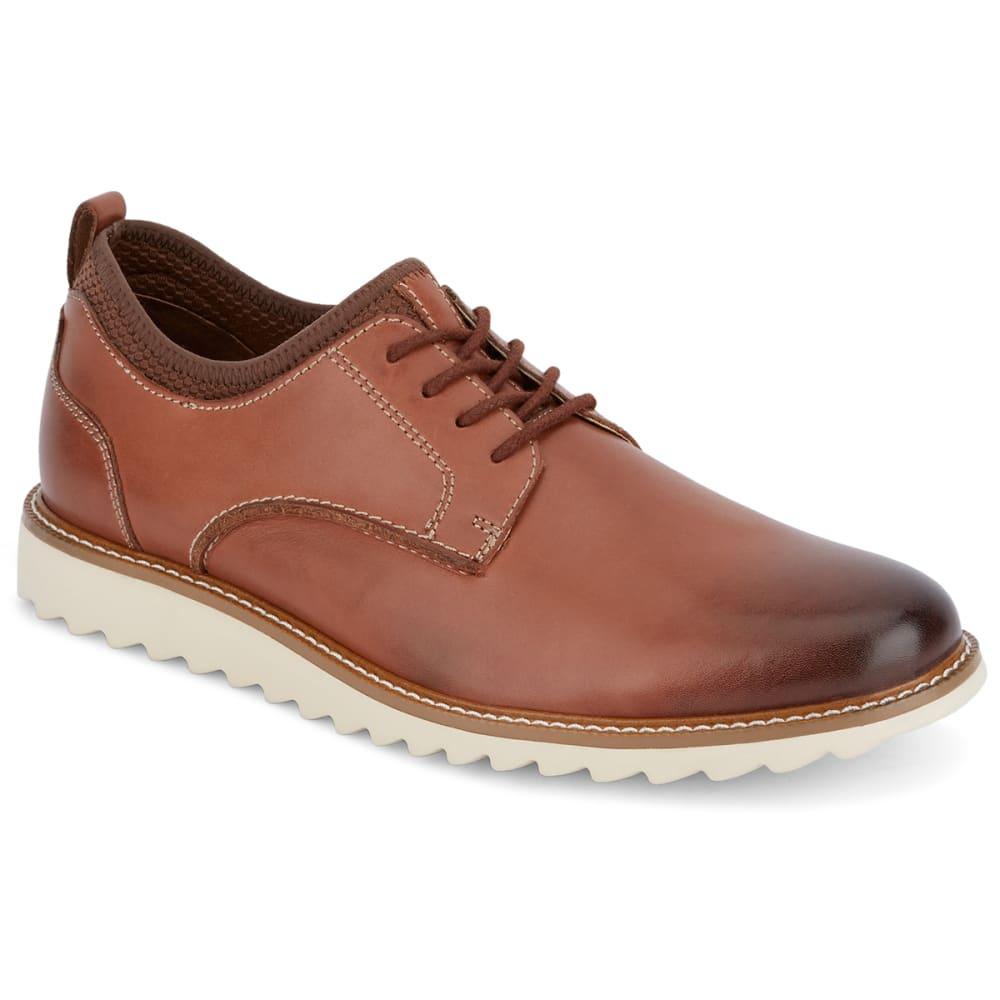 Dockers Men's Elon Leather Dress Shoes - Brown, 9