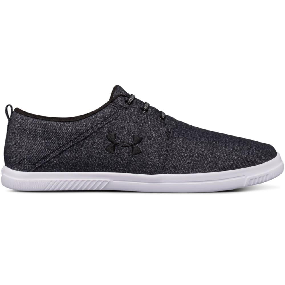 UNDER ARMOUR Men's UA Street Encounter IV Sneakers - BLACK/GRAPHITE-001