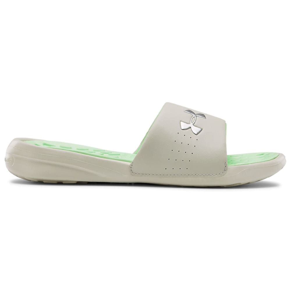 UNDER ARMOUR Women's Playmaker Fixed Strap Slides 6