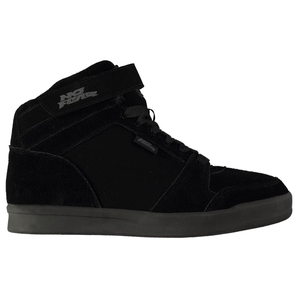 NO FEAR Big Boys' Elevate 2 Skate Shoes - BLACK