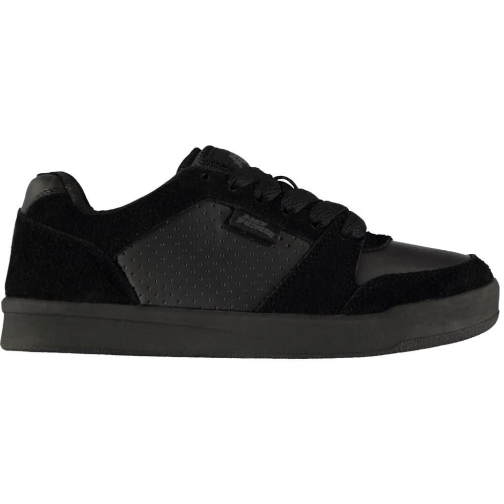 NO FEAR Big Boys' Shift 2 Skate Shoes - BLACK