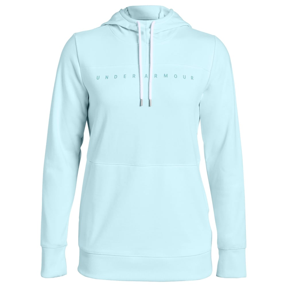 Under Armour Women's Shoreline Hoodie - Blue, S