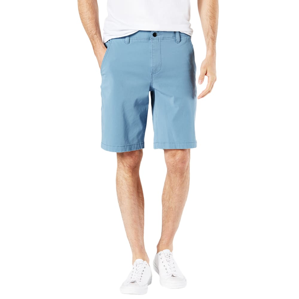 DOCKERS Men's Straight Fit Chino Smart 360 Flex Shorts 30